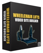 Wheelchair Lifts Video Site Builder Private Label Rights