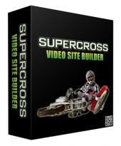 Supercross Video Site Builder Private Label Rights