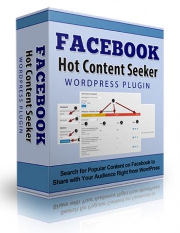 Facebook Hot Content Seeker