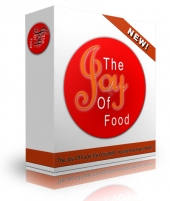 Joy Of Food eCourse Private Label Rights