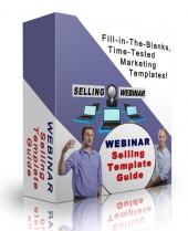 Webinar Selling Template Guide Private Label Rights