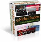 15 Niche Headers Package Private Label Rights
