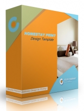 Homestay Print Design Template Private Label Rights