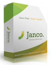 Janco Print Design Template Private Label Rights