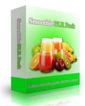 Smoothie PLR Pack Private Label Rights