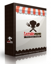 Lezato Print Design Template Private Label Rights