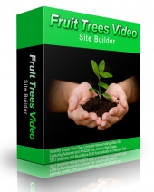 Fruit Trees Video Site Builder Private Label Rights