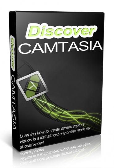 Discover Camtasia