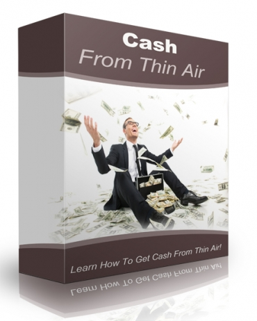 Cash From Thin Air