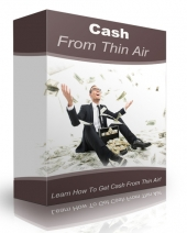 Cash From Thin Air Private Label Rights