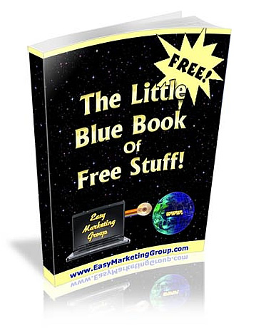 The Little Blue Book of Free Stuff!