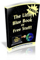 The Little Blue Book of Free Stuff! Private Label Rights