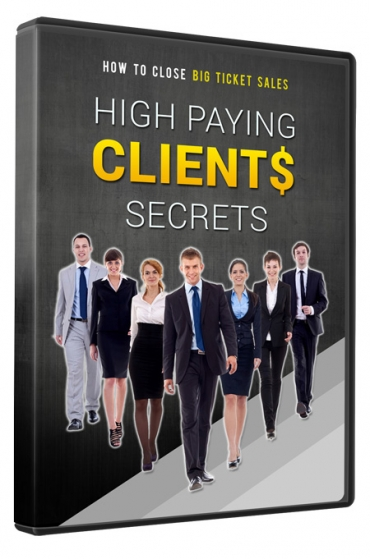 High Paying Clients Secrets Video Upsell