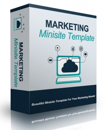 Marketing Minisite Template V91416