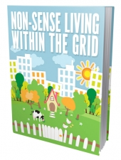 Non Sense Living Within The Grid Private Label Rights