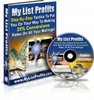 My List Profits : With Audio Guide Private Label Rights