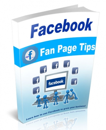 Facebook Fan Page Tips