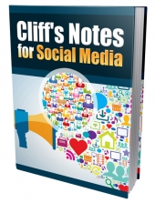 Cliffs Notes for Social Media Private Label Rights