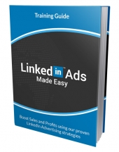 Linked In Ads Made Easy Private Label Rights