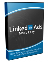 LinkedIn Ads Made Easy OTO - User Private Label Rights