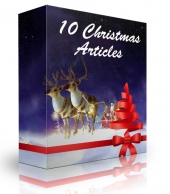10 Christmas Articles Private Label Rights