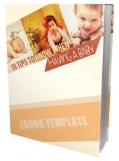 Children Ebook Template Private Label Rights