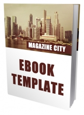 City Ebook Template Private Label Rights