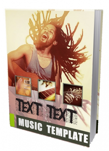Music Ebook Template