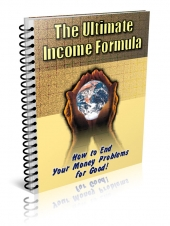 The Ultimate Income Formula Private Label Rights