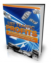 List Traffic Profits Private Label Rights
