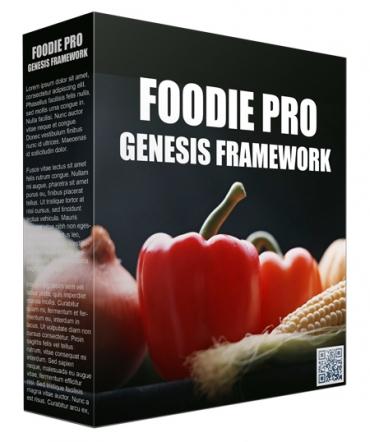 Foodie Pro Genesis FrameWork