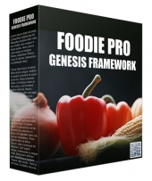 Foodie Pro Genesis FrameWork Private Label Rights