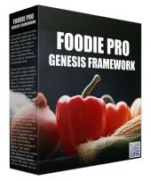 Foodie Pro Genesis FrameWork Private Label Rights
