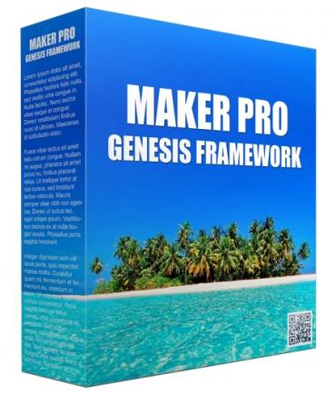 Maker Pro Genesis FrameWork