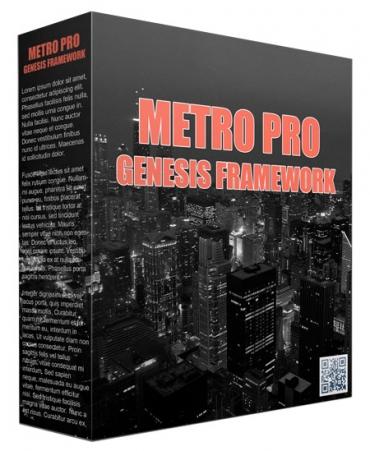 Metro Pro Genesis FrameWork