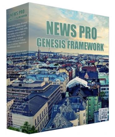 News Pro Genesis FrameWork