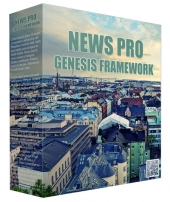 News Pro Genesis FrameWork Private Label Rights