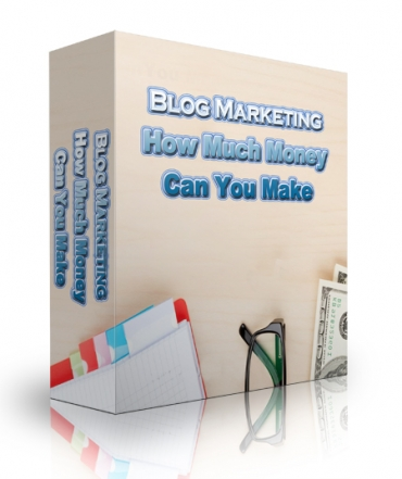Blog Marketing  How Much Money Can You Make
