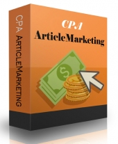 CPA Article Marketing Private Label Rights