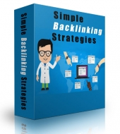 Simple Backlinking Strategies Private Label Rights