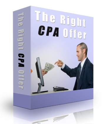 The Right CPA Offer