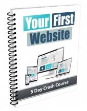 Your First Website Private Label Rights