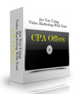 Are You Using Video Marketing With Your CPA Offers Private Label Rights