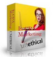 Is CPA Marketing Unethical Private Label Rights
