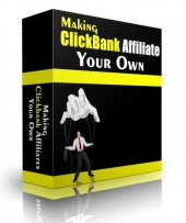 Making Clickbank Affiliates Your Own Private Label Rights