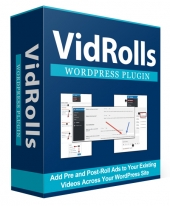 VidRolls WP Plugin Private Label Rights