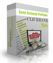 Some Seriously Profitable Clickbank Tips Private Label Rights