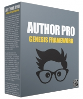 Author Pro Genesis FrameWork Private Label Rights