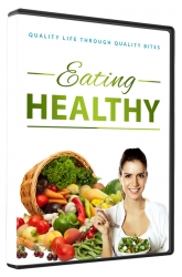 Eating Healthy Pro Private Label Rights