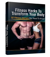 Fitness Hacks To Transform Your Body Private Label Rights